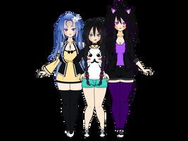 [Kisekae/DL/Gift] Collab - Best Friend's (+Export) by AkinnaSweet