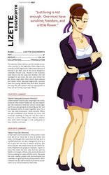 Lizette Edgeworth Page by Twilightprincess06