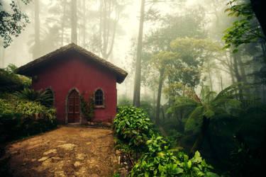 Casa do Jardineiro by ClaudiaFMiranda