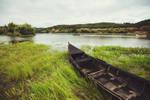 The boat by ClaudiaFMiranda