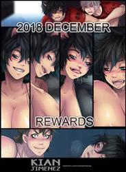 DECEMBER 2018 Patreon Summary by KianJimenez