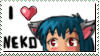 Neko Stamp by KianJimenez
