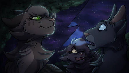 Hollyleaf's Power by roseshards