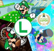 Year of Luigi by Blistinaorgin