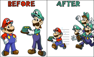 Too much Weegee's! by Blistinaorgin