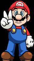 Mario by Blistinaorgin