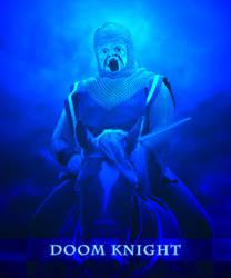 Doom Knight by LaVolpeCimina