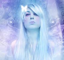 Wraith Fairy by LaVolpeCimina