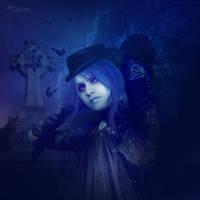 Night Wondering by LaVolpeCimina