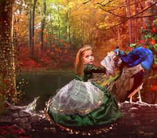 My Fairytale World by LaVolpeCimina