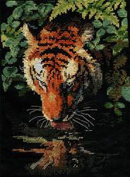 TigerLand by shimmeryshinystar