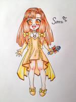 Serra Idol Form by MermaidAiera