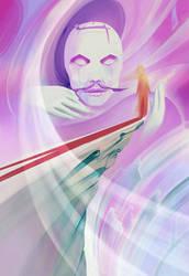 The Resurrection of Cyber-Dali by hectigo