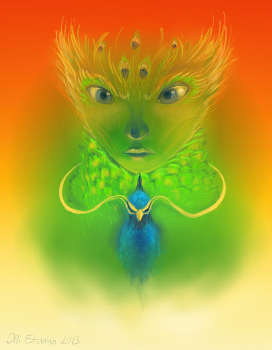 Peacock by hectigo