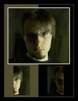 Portrait of Self by hectigo