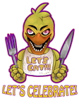 FIVE NIGHTS AT FREDDY'S- CHICA by Acidiic