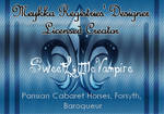 Official Licenced Card - PCH - Forsyth - Baroqueur by SweetLittleVampire