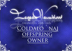 Ico Fun: Proud Coldje Offspring Owner by SweetLittleVampire