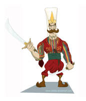 Yeniceri - Janissary by delida