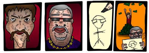 Harley Fung 2nd strip by ProfessorBanzai