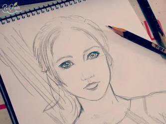 Katniss #I by Priscila-Mizu33