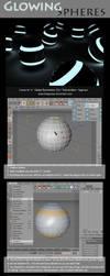 Tutorial :: Glowing Spheres by thiagoesp
