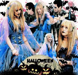 Foto Miley Cyrus halloween by BarbieEditionsYT