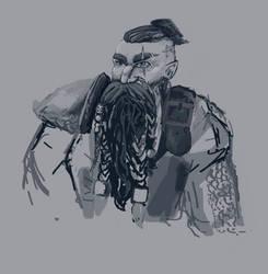 Dwarf ! by raychuhll