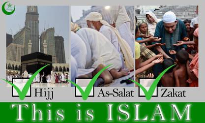 This is Islam by GheimhridhLone