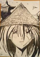 Kenshin (Battousai) by FurkanHolmes