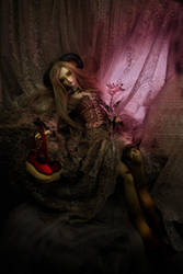 Faerie Queene by sassystrawberry