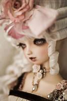 +powdered+rose by sassystrawberry
