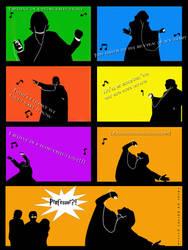 Snape's iPod Tribute for milo2 by LadyNyaruInfinity