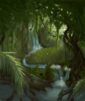 Jungle by Nauhtei