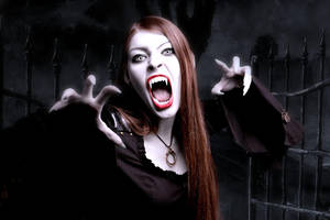Vampire Mircalla-Ravenous by Darkest-B4-Dawn