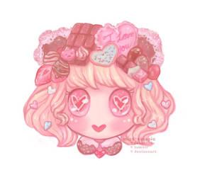 Valentine's Girl by miss-octopie