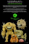 Neonahuatl  The Devouracrons by HTECORE