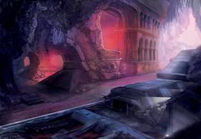 Mining Environment Concept by Art-by---AdamRuss