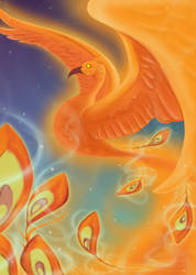 Phoenix Touched by Astralseed