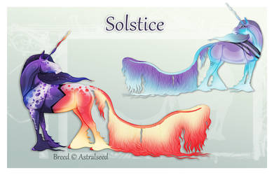 Solstice Mutation by Astralseed