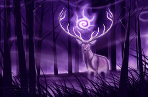 Stag - Commission by Astralseed