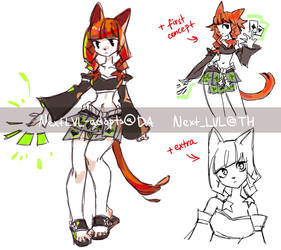 Wakfu adopt [CLOSED] by nextlvl-adopts
