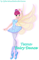 Tecna - Fairy Dance by Cyberwinx