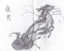 Fu Dragon by Andiliion