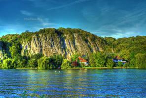 Le long de la Meuse by BluePalmTree