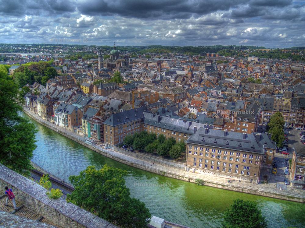 Namur by BluePalmTree
