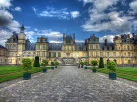 Fontainebleau II by BluePalmTree
