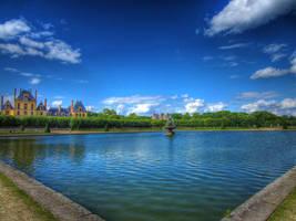 Fontainebleau V by BluePalmTree