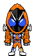 Fourze Rocket States by Thunder025