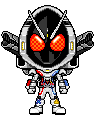 Kamen Rider Fourze Magnet States by Thunder025